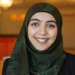 Amina Haitoute, projectmedewerker Taalcoaching Taal doet meer